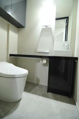 【トイレ】ザパークハウス新宿御苑