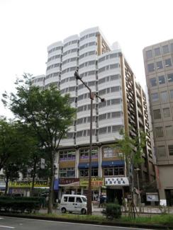 外観です かわさきスカイビル 2DK JR京浜東北線「川崎」駅徒歩8分 2019年8月リノベーション済 資産性高い立地 買物便利