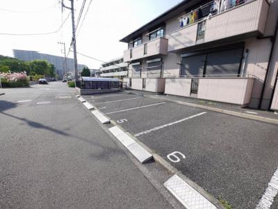 【駐車場】コーラルヒルズ東戸塚