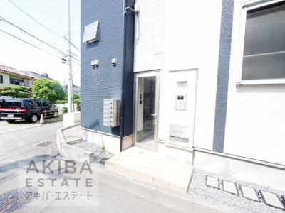 【エントランス】stage上鶴間本町