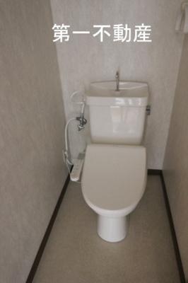 【トイレ】アーバン滝野