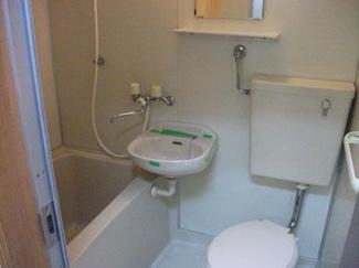 【浴室】府中ハイツ