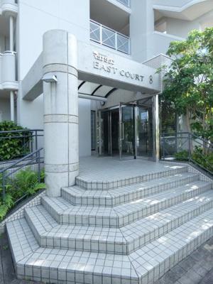 【エントランス】西福岡マリナタウンイーストコート8号棟