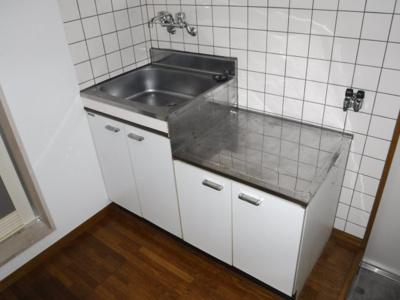 【キッチン】メイプルハイツ