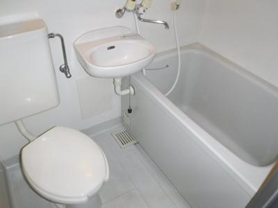 【浴室】メイプルハイツ