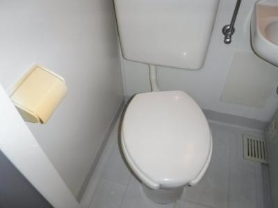 【トイレ】メイプルハイツ