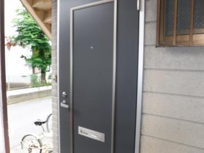 【玄関】メイプルハイツ
