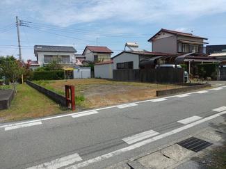 【外観】館山小0分の住宅用土地