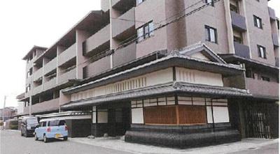 【外観】ライオンズ伏見寺田屋西グランフォート