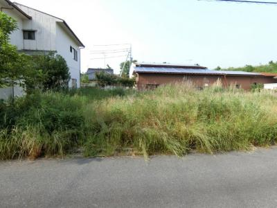 【外観】米子市福万 売土地1