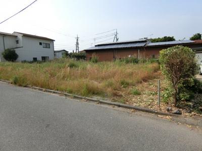 【外観】米子市福万 売土地2
