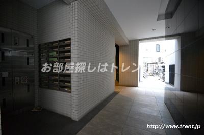 【エントランス】ゼクシア市谷台