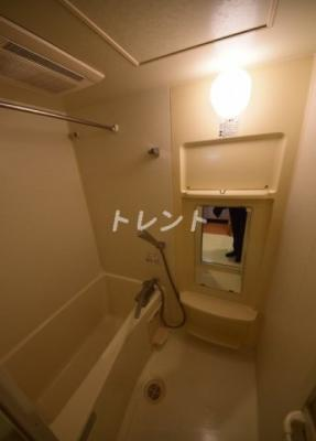 【浴室】プライムアーバン田町