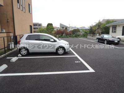 【駐車場】コートヤード