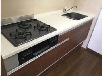 【キッチン】カルチェ恵比寿