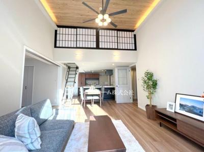 【外観】ヴェルレージュ大島 4階 65.54㎡ 大島駅2分
