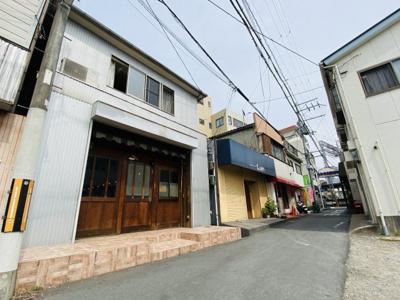 【外観】富雄北商店街 店舗