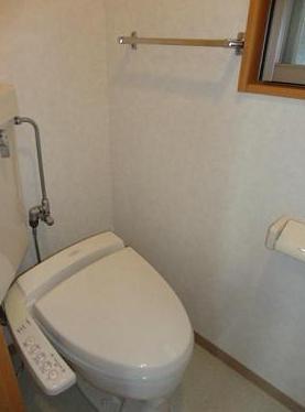 【トイレ】Bourree