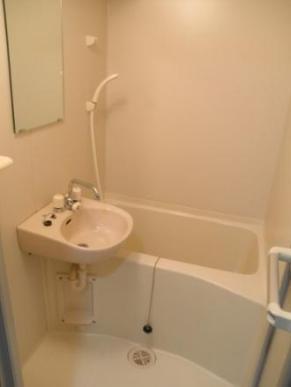 【浴室】Bourree