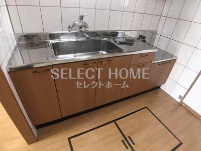 【キッチン】グレフューレ弐番館