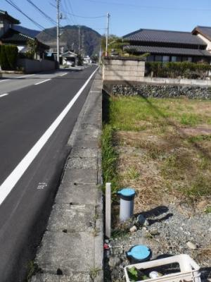 【その他】飯野新田123坪売地