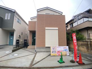 東武野田線「馬込沢」駅徒歩10分の全2棟の新築一戸建てです。