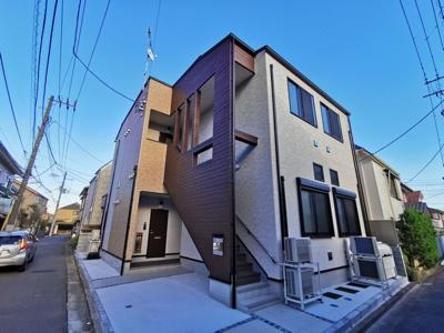 【外観】Ritzy House Kamishakujii(ハーモニーテラス)