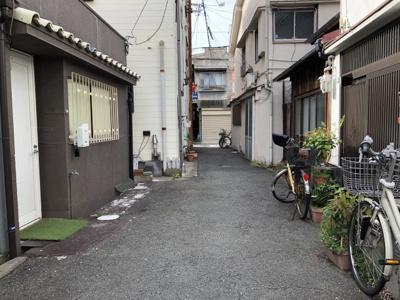 【前面道路含む現地写真】生野区鶴橋4丁目