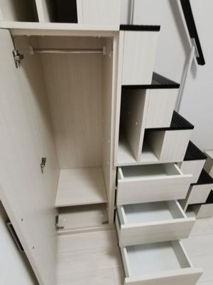 【収納】Ritzy House Kamishakujii(ハーモニーテラス)