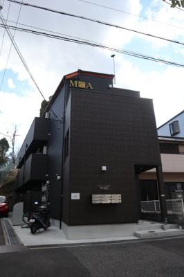 【外観】モダンアパートメント神戸湊川
