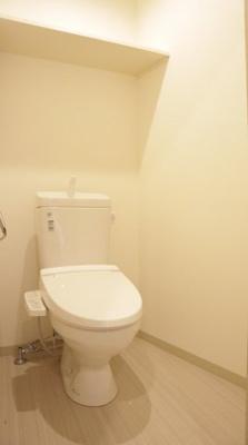 【トイレ】モダンアパートメント神戸湊川