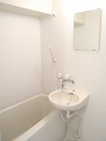 【浴室】ときわ神田ハイツ