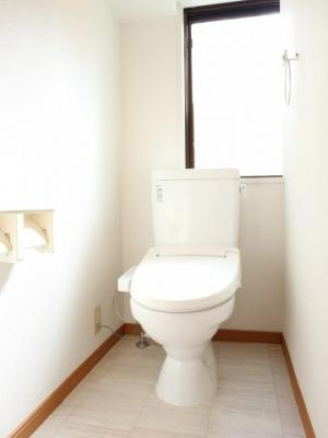 【トイレ】ときわ神田ハイツ