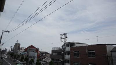 【展望】平野ハイツ