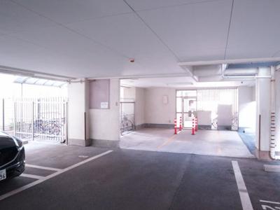 【駐車場】サチハイツ