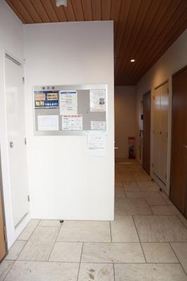 【ロビー】ワコーレヴィータ兵庫駅南通