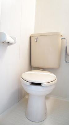 【トイレ】リバーシティ神戸