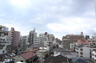【展望】朝日プラザ湊川公園パサージュ