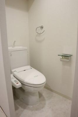 【トイレ】ラナップスクエア神戸ハーバープライム