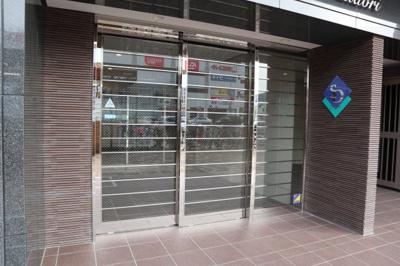 【エントランス】SDグランツ神戸大開通