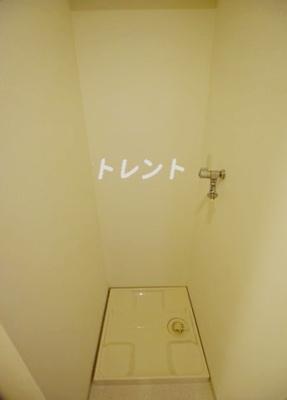 【洗面所】紺印弓町