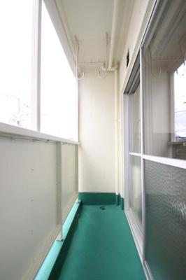 【バルコニー】梅田マンション