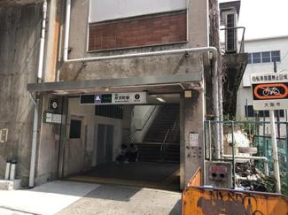 中央線「弁天町駅」徒歩9分