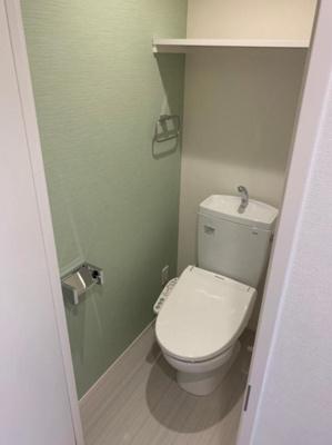 ノースアウルのトイレ