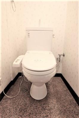 【トイレ】NANIWAII番館