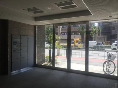 【エントランス】ラナップスクエア野田