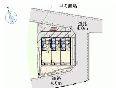 【区画図】大曽根台