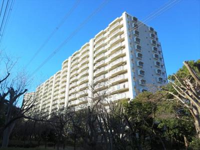 【外観】清新プラザ 3号棟  13階 99.12㎡ リ ノベーション済