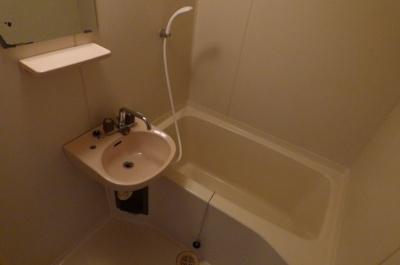 【浴室】リバティハイツ