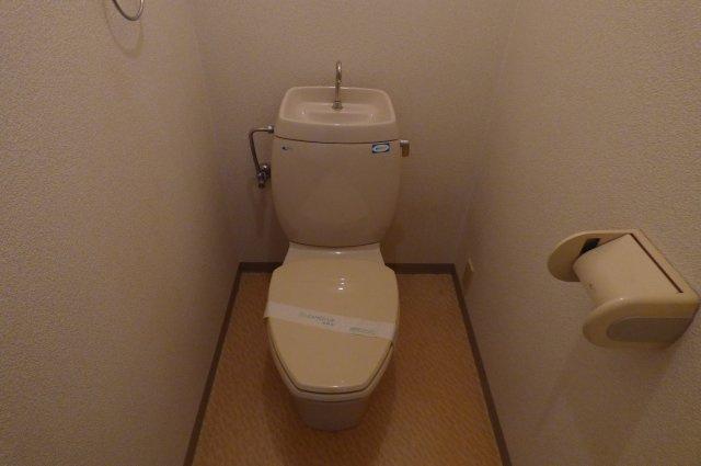【トイレ】リバティハイツ